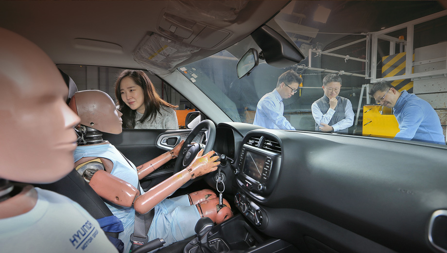 Multi-collision Airbag System
