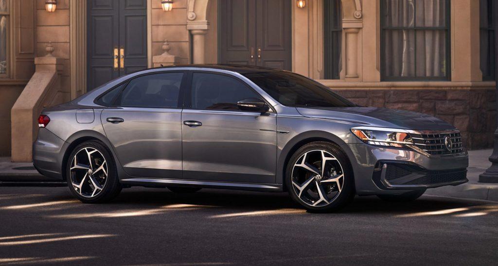 Volkswagen Passat 2020