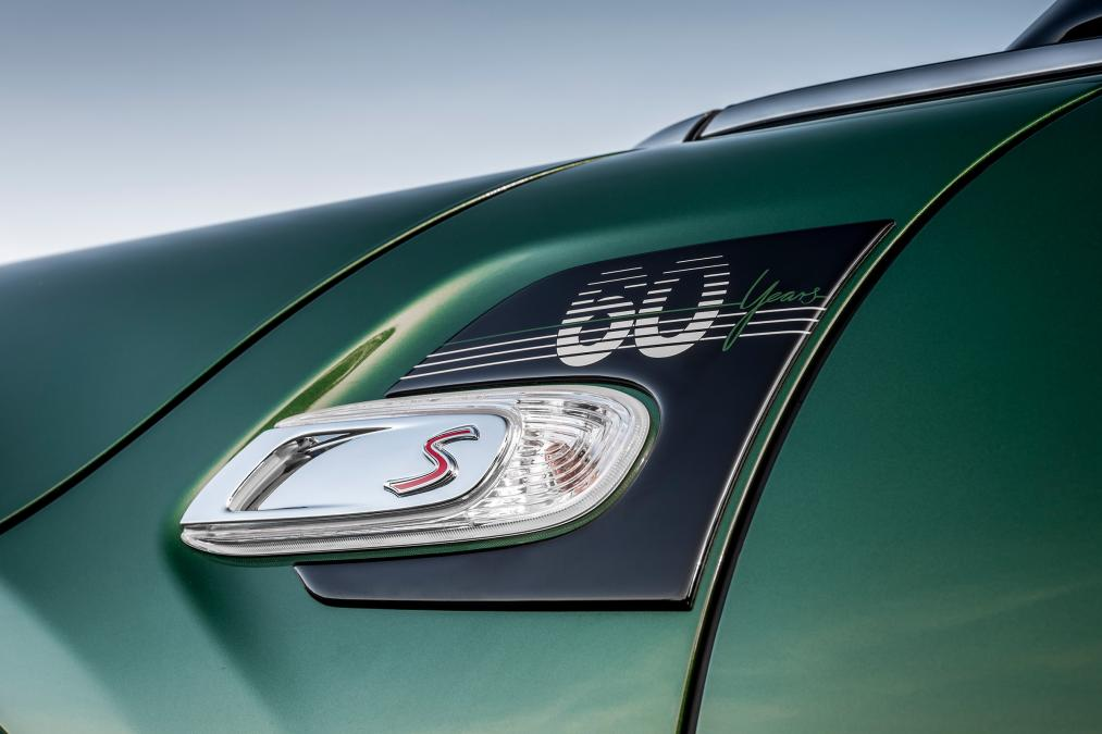 MINI Cooper S 60 Years Edition