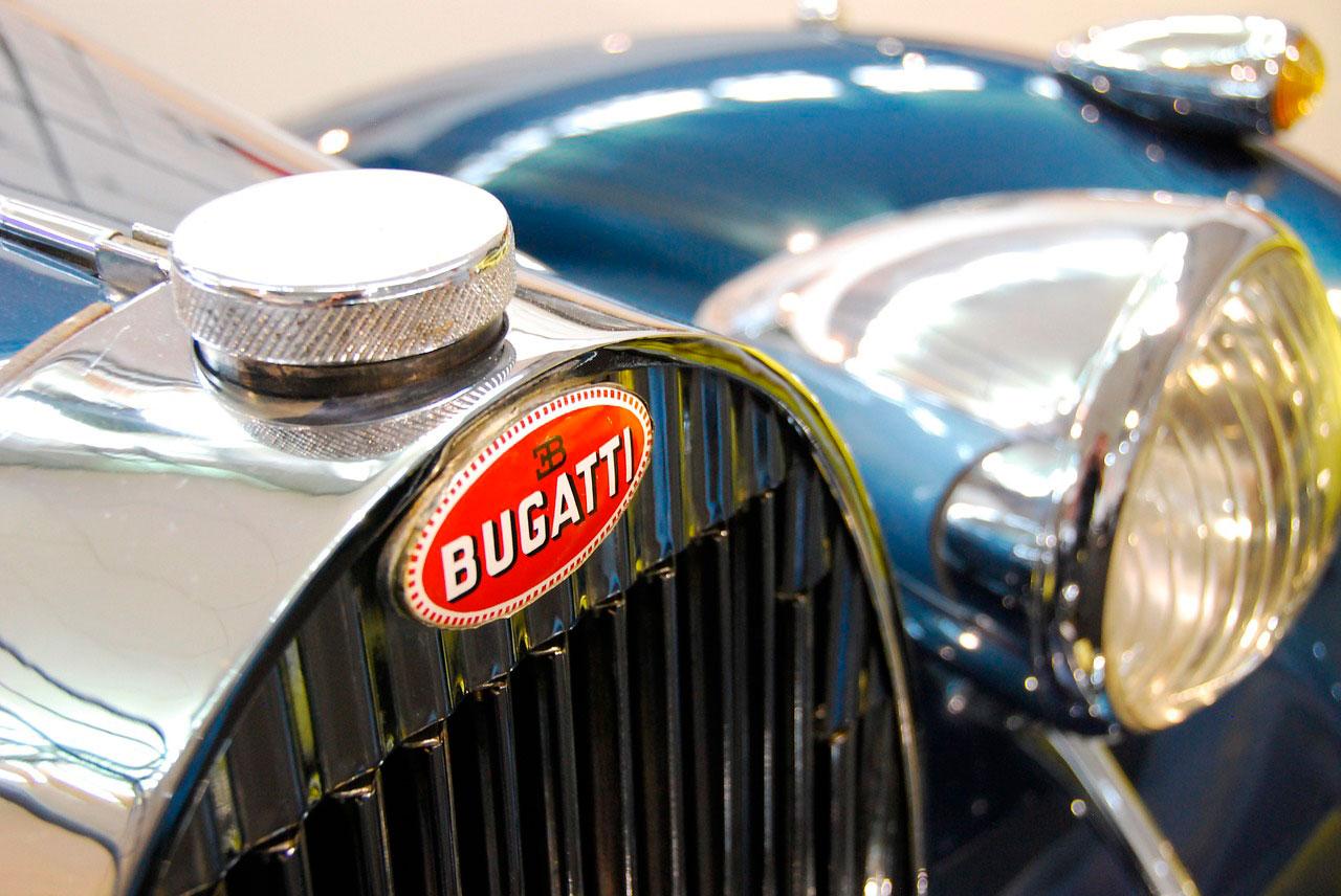 Bugatti 110 лет