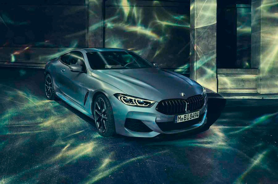 BMW M850i ​​xDrive First Edition