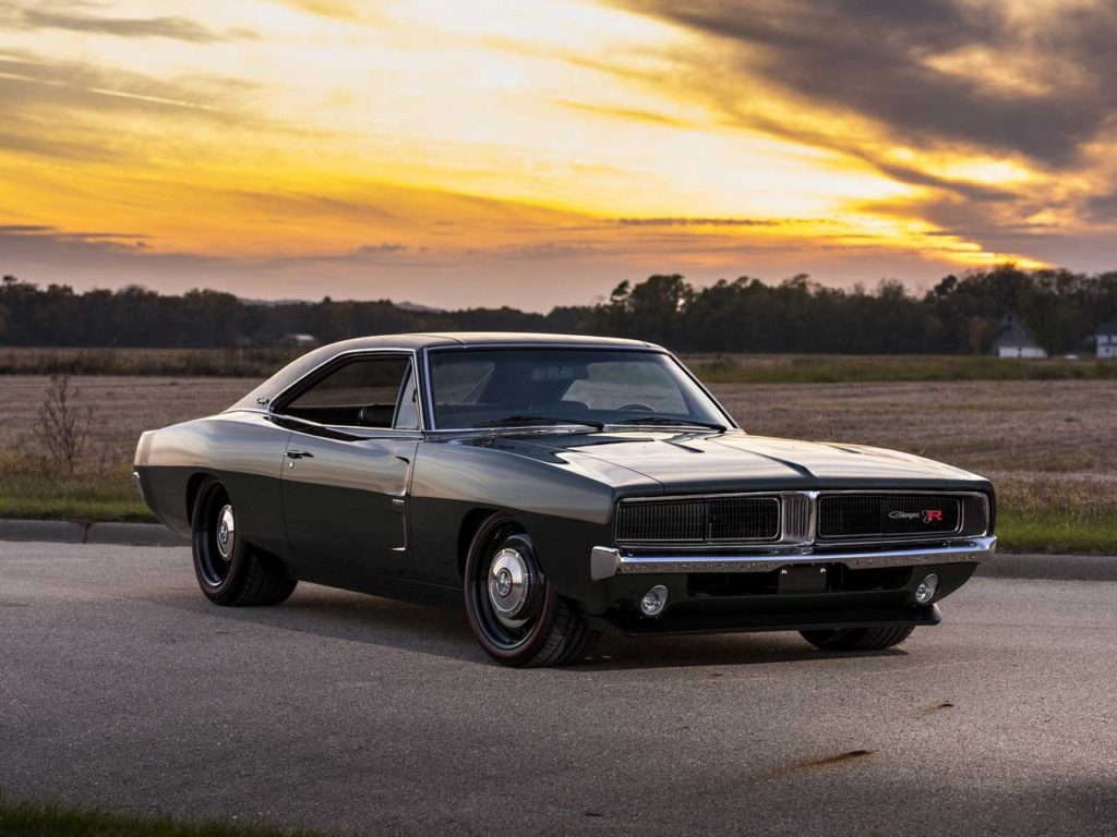 Dodge Charger Defector 1969