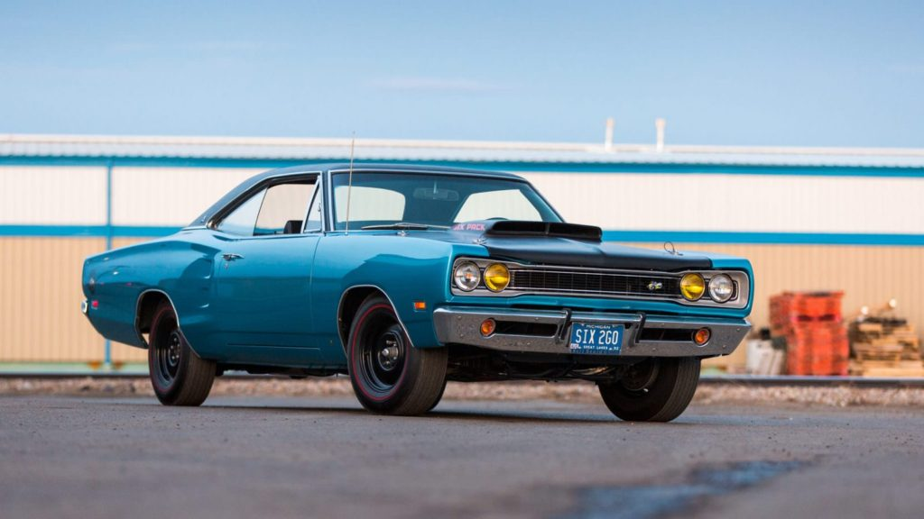 DODGE SUPER BEE 440 1969 года
