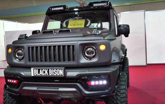 Suzuki Jimny Black Bison.