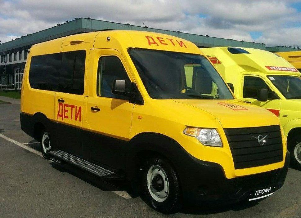 Гражданский микроавтобус УАЗ