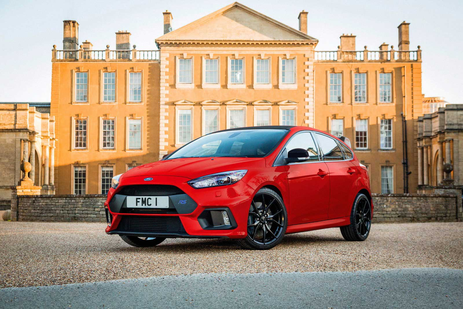 Ford Foсus RS