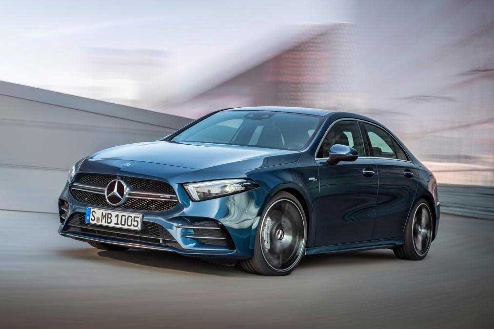 Mercedes-AMG A35 4Matic седан