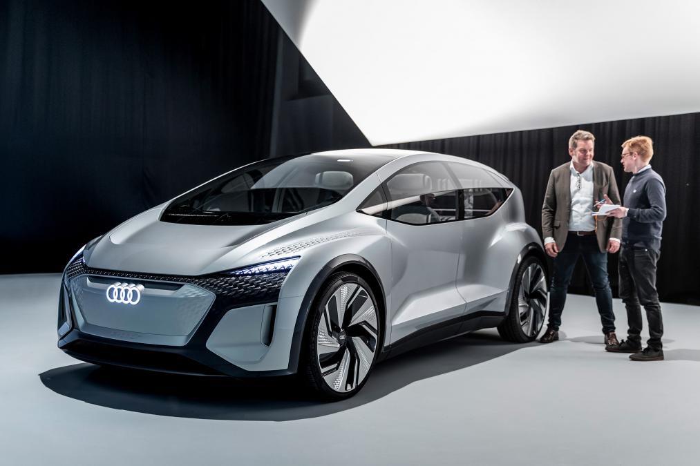 Audi AI: ME
