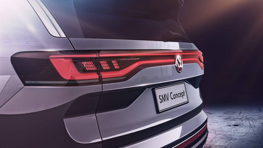 Volkswagen SMW Concept