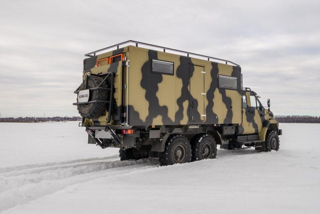 автодом Урал