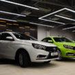 Мартовские продажи Lada выросли на 10%