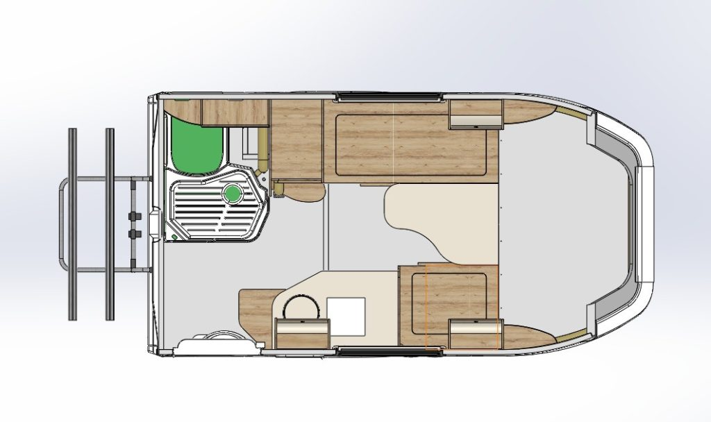 Автодом Lada Granta FL