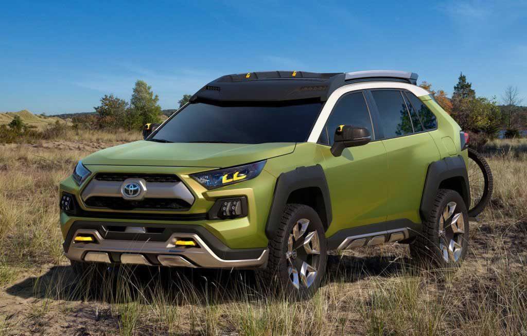 Toyota Adventure Concept