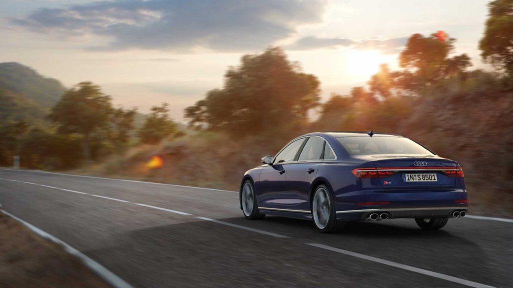 Audi представила S8 2020