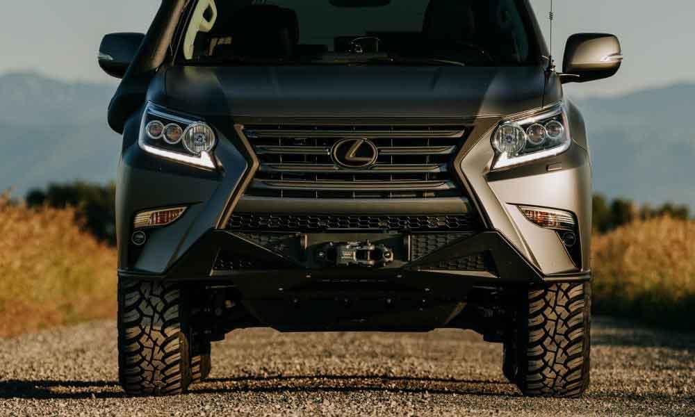 Lexus GXOR
