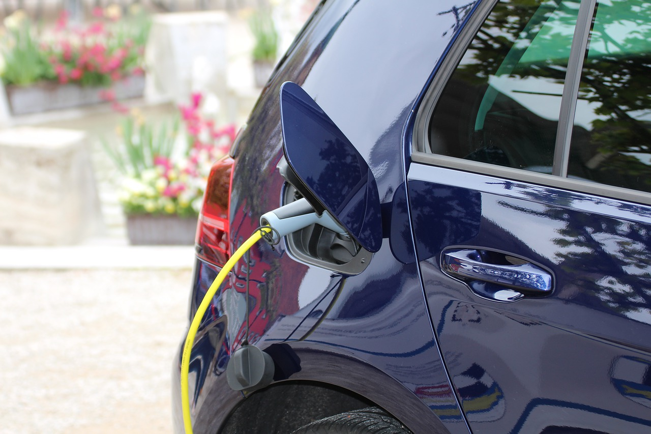 Продажи электромобилей
