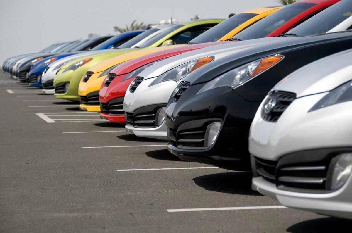 AEB Статистика продаж автомобилей в РФ. Июнь 2019.