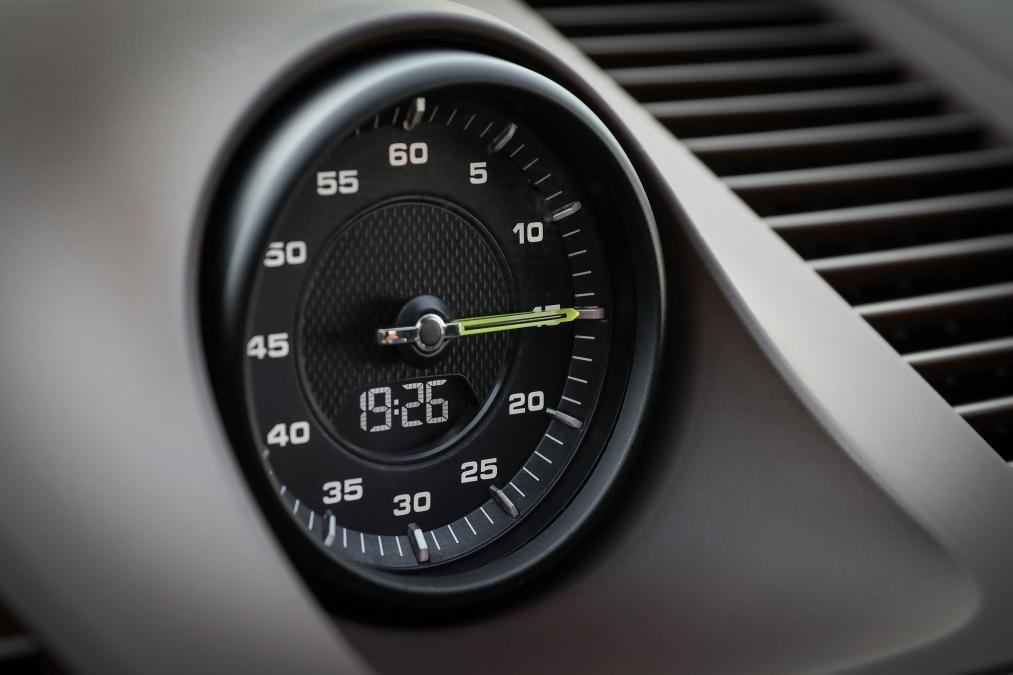 Porsche Cayenne Turbo S E-Hybrid