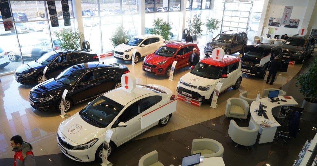 AEB Статистика продаж автомобилей в РФ. Июль 2019.