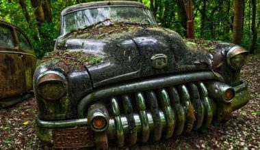 Запрет на старые автомобили как проверка реакции общества