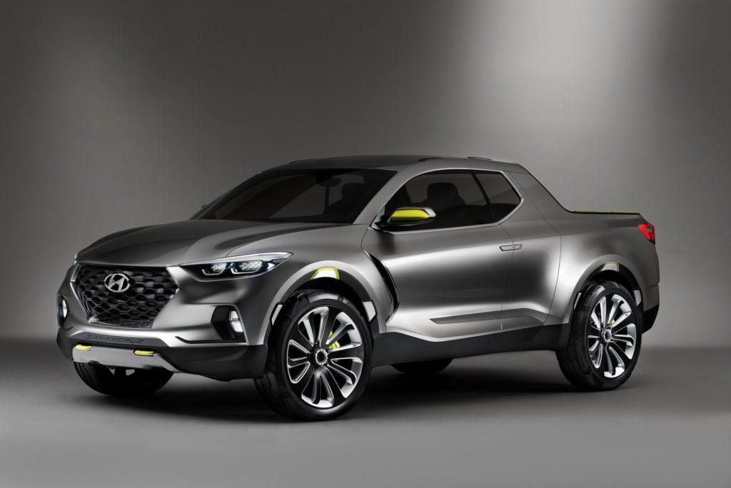 Пикап Hyundai