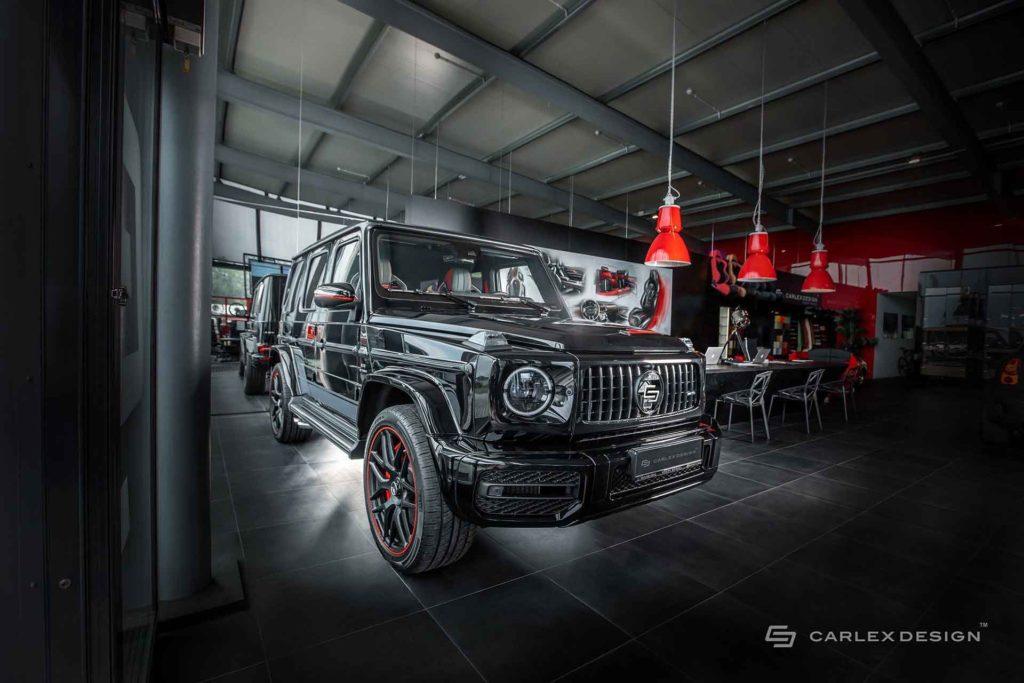 G63 AMG от Carlex Design