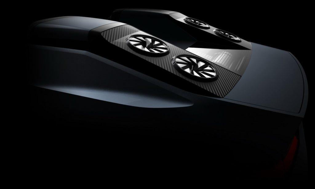 Гибридный кроссовер Mitsubishi показали на тизере
