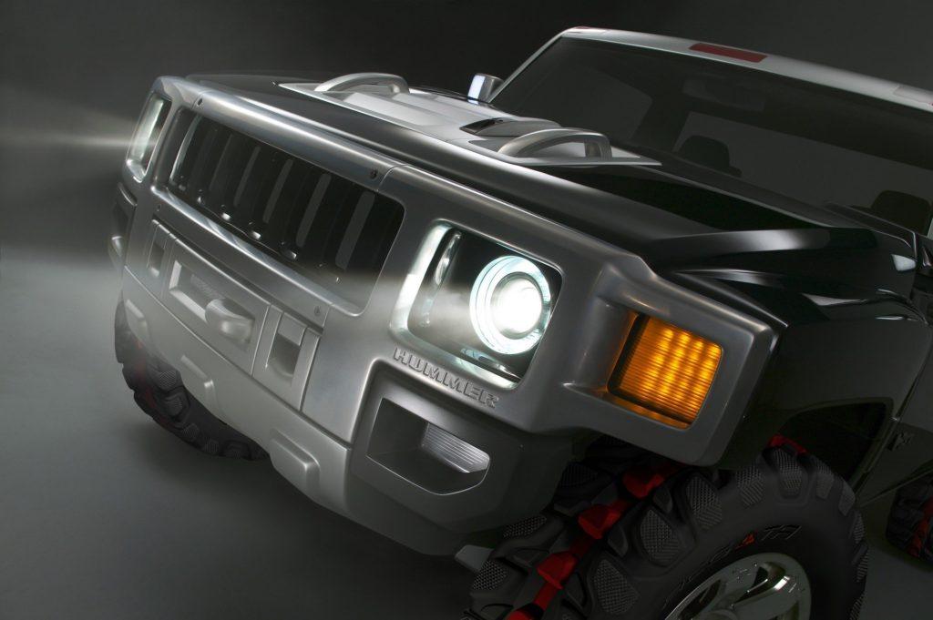 Hummer возродят в 2021 году как электромобиль