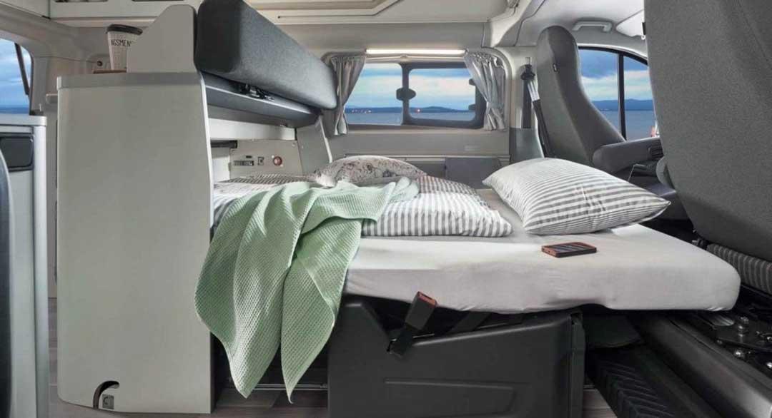 Ford Transit Custom Nugget 2020