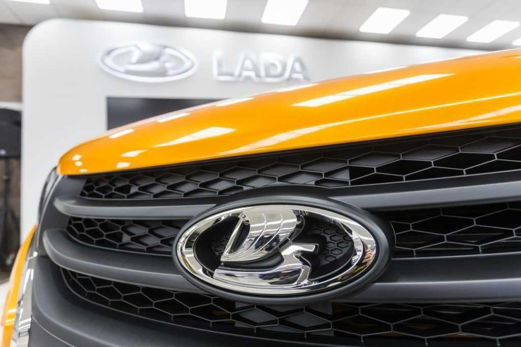 Сентябрьские продажи Lada выросли на 1,1%
