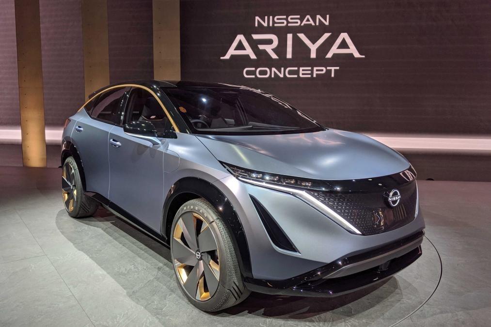 Концепт Nissan Ariya