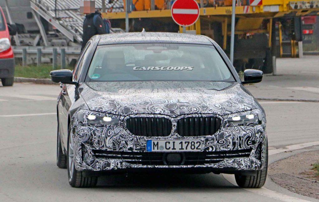 BMW 5-ой серии дебютирует в 2020