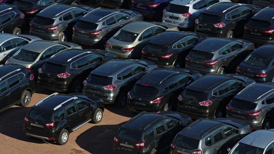 Мировые продажи новых автомобилей