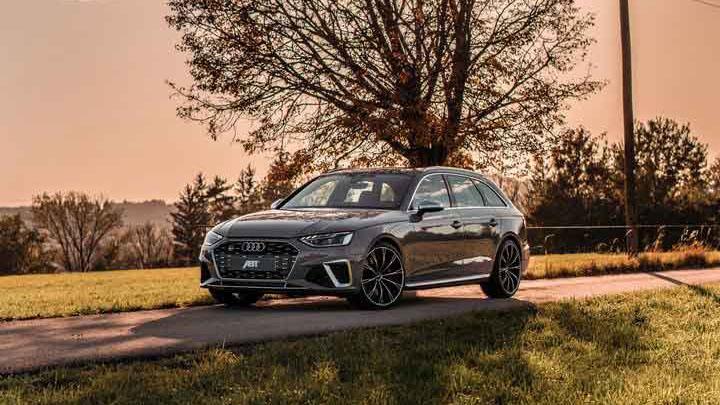 Audi S4 Avant от ABT