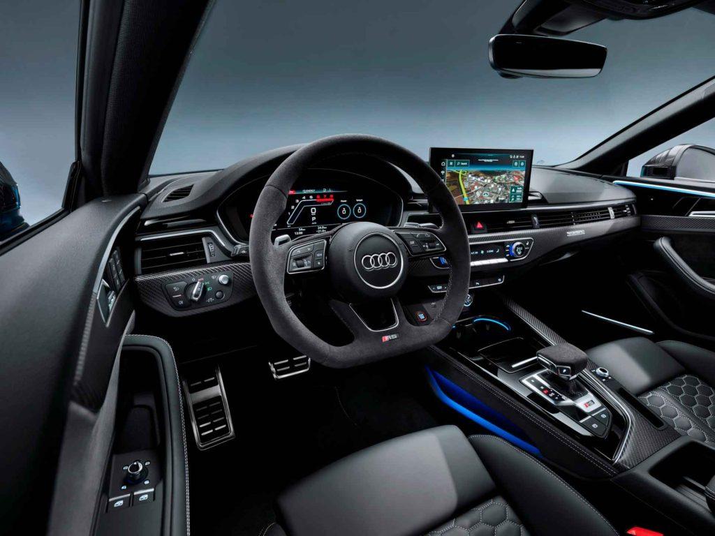 Audi RS5 Coupe и Sportback
