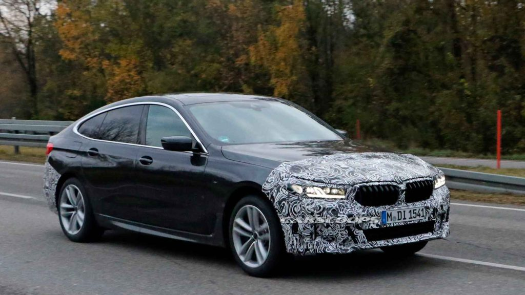 BMW 6-Series Gran Turismo 2020