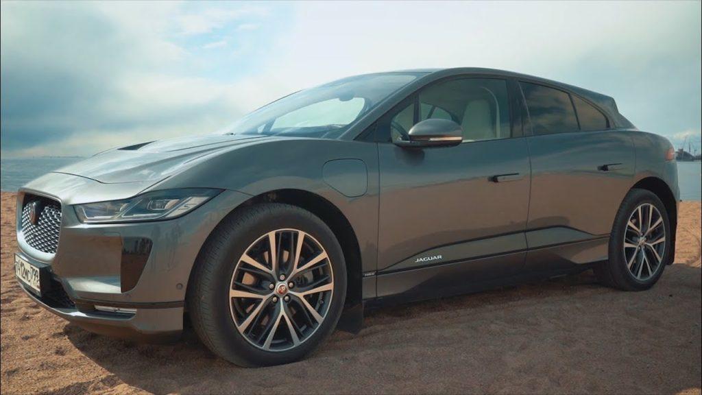 Продажи новых электромобилей в России