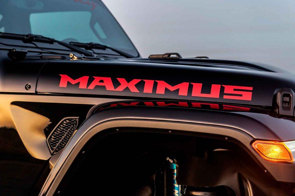 Jeep Gladiator Maximus 1000 от Hennessey Performance