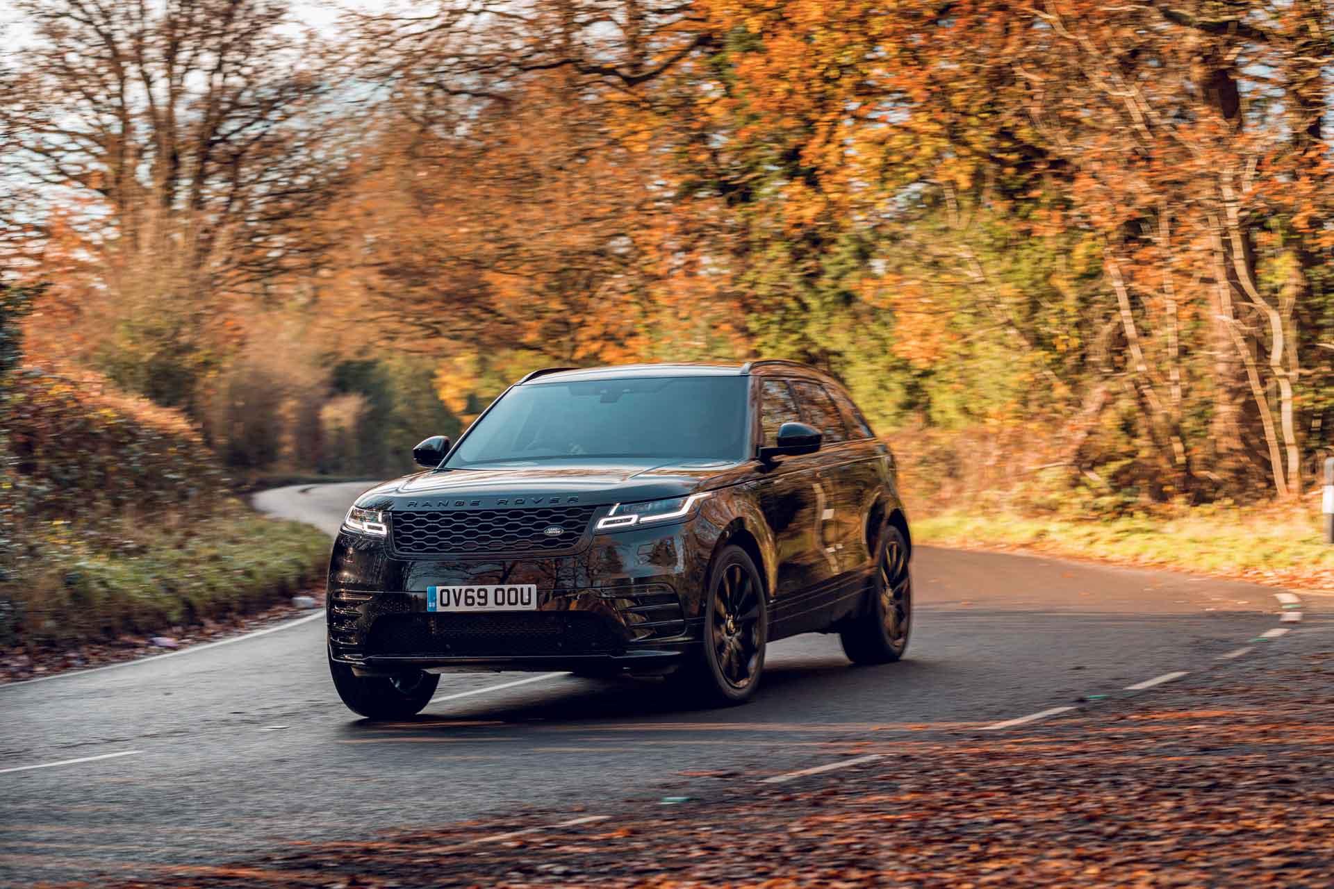 Range Rover Velar R-Dynamic Black Edition