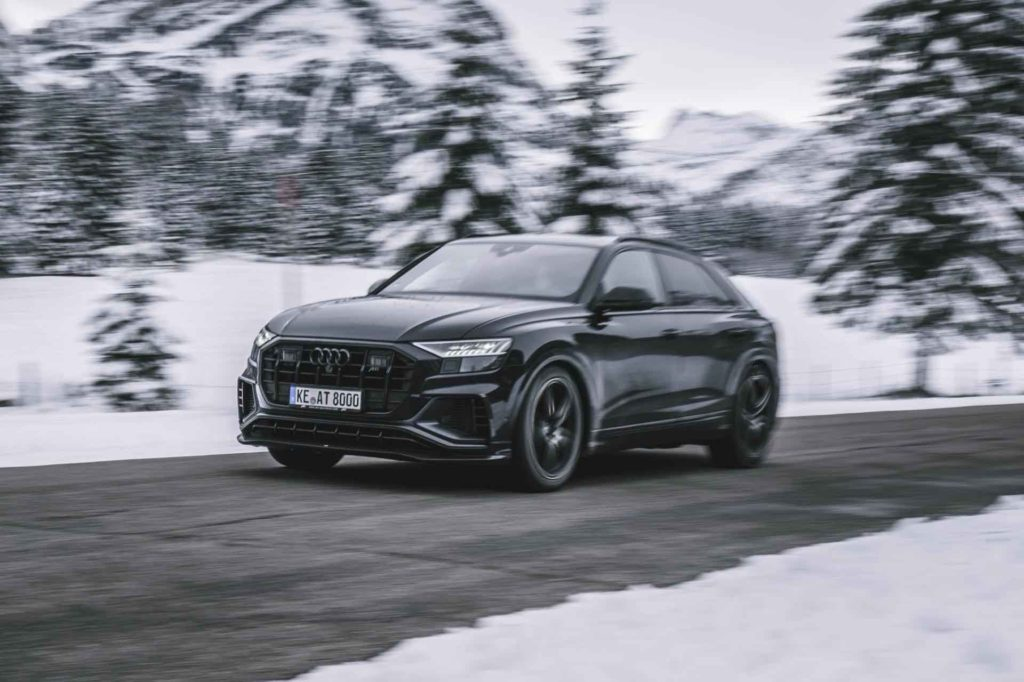 Audi SQ8 от ABT