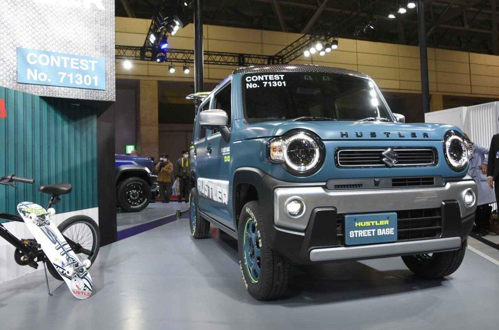 Suzuki Jimny Sierra Marine Style