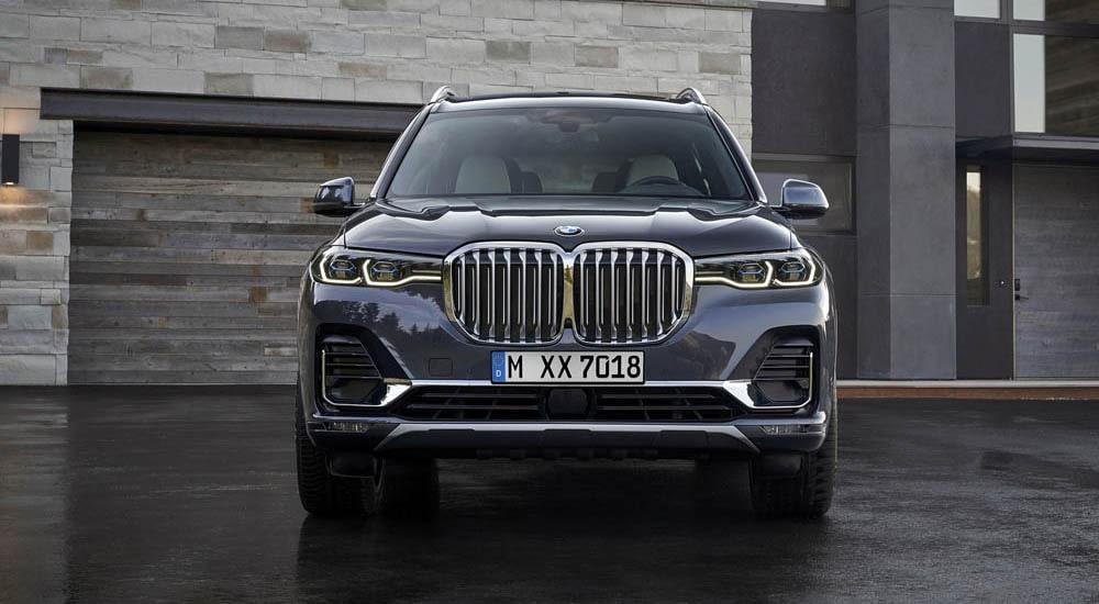 отличия BMW X5 и BMW X7