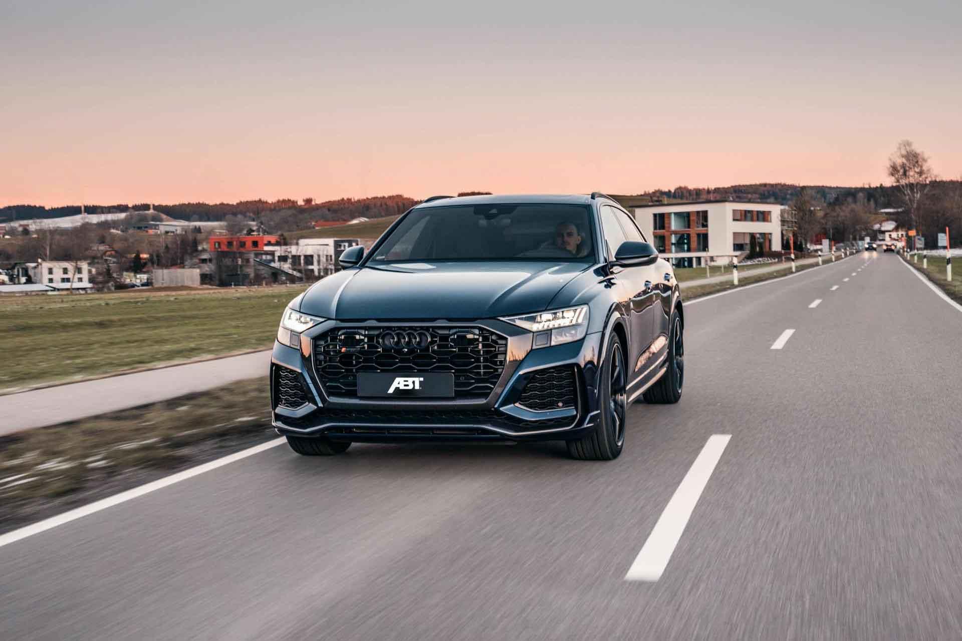 Audi RS Q8 от ABT Sportsline