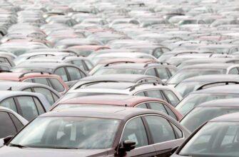AEB Статистика продаж автомобилей в РФ. Февраль 2019.