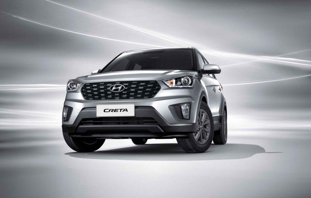 Обновленный Hyundai Creta
