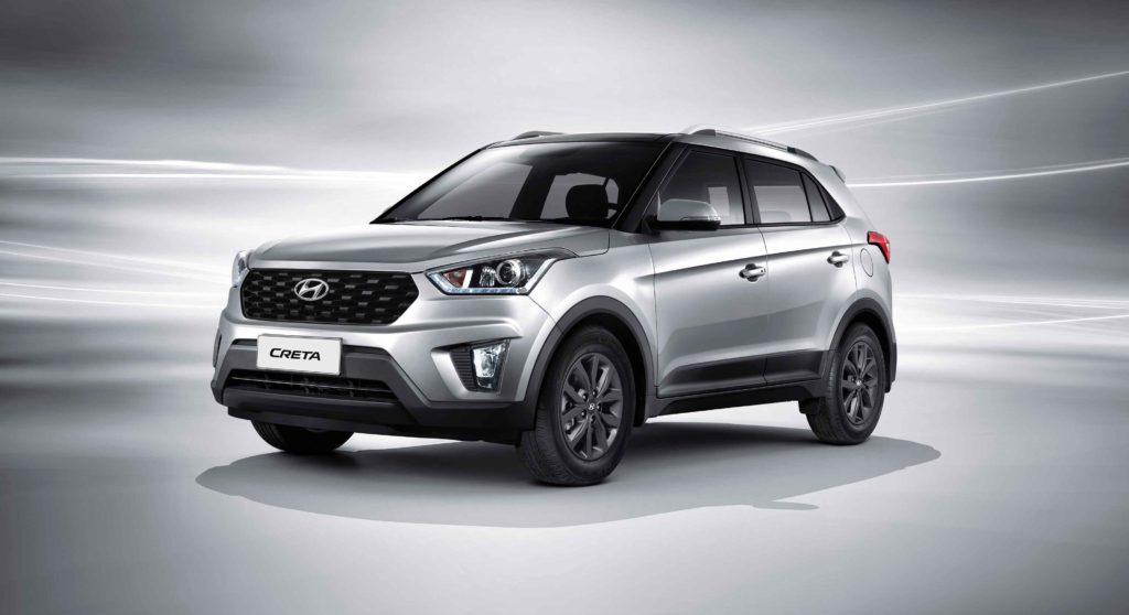 Обновленный Hyundai Creta 2020