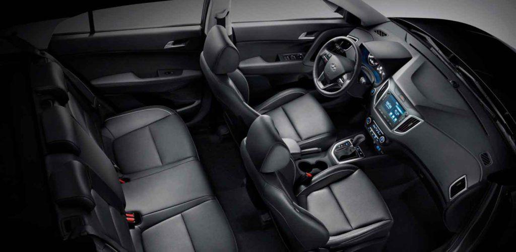 Hyundai Creta 2020 интерьер