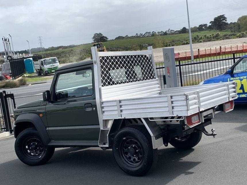 Грузовик Suzuki Jimny