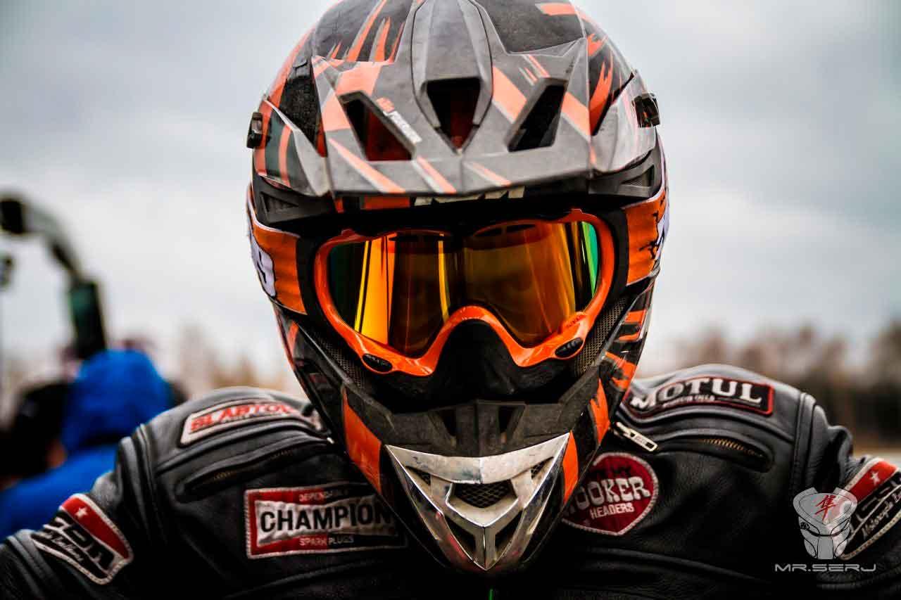 шлемы для мотоцикла