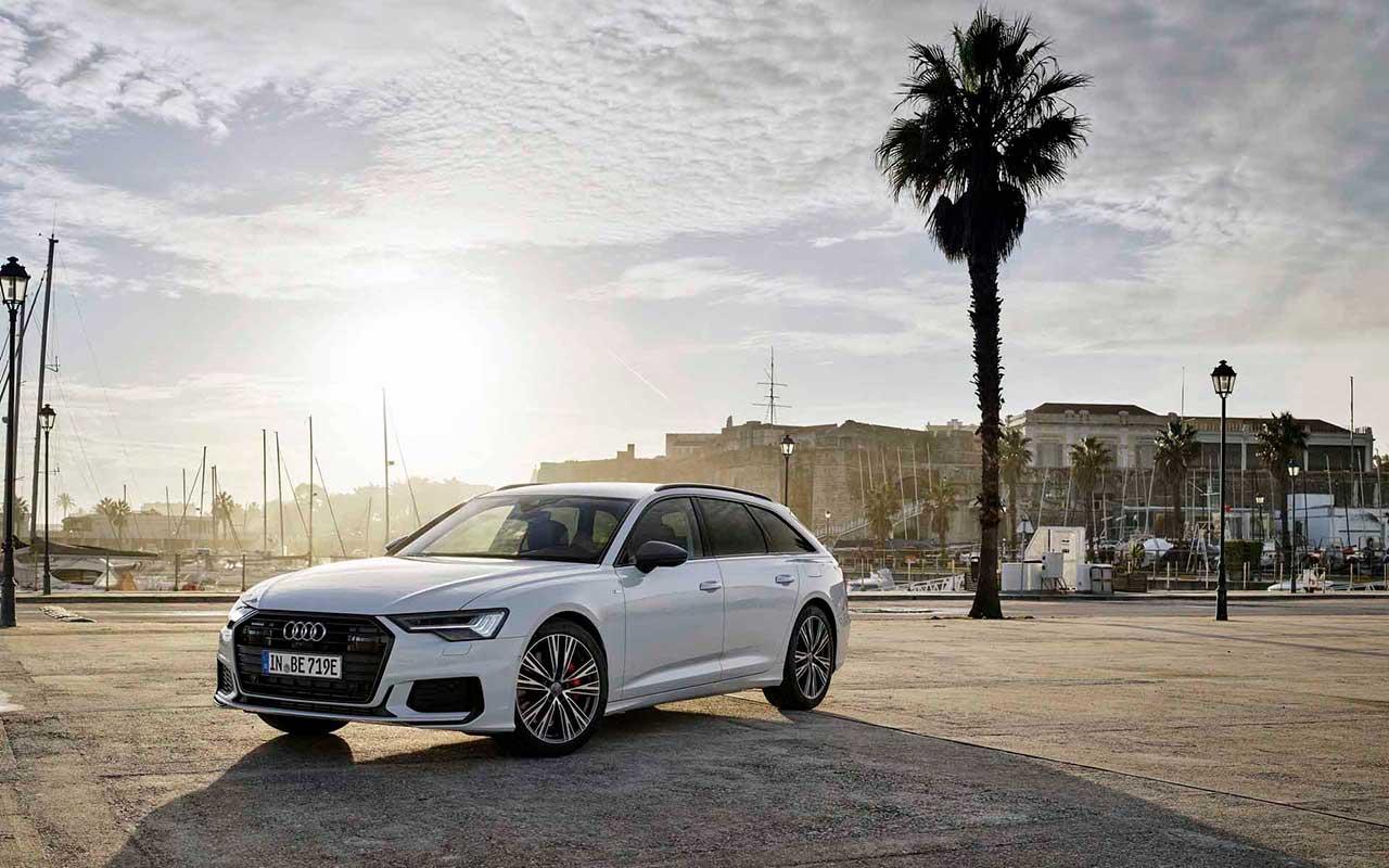 Audi A6 Avant 55 TFSI e quattro - гибридная версия универсала